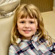 dentist in Stow offers care for children